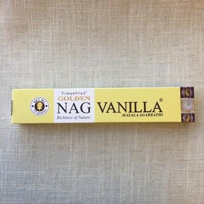 Vanilla Nag Champa Incense