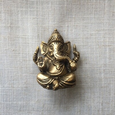 Ganesha Brass