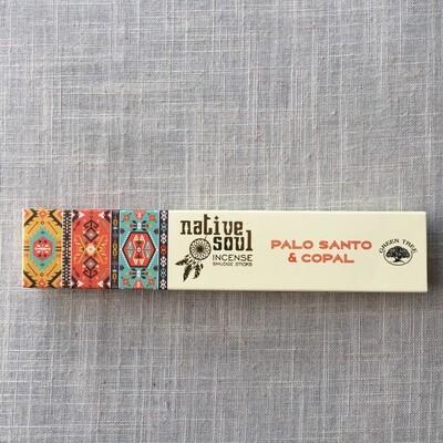 Palo Santo & Copal Incense