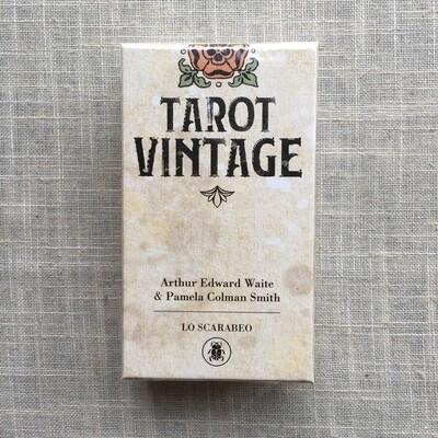 Tarot Vintage Cards