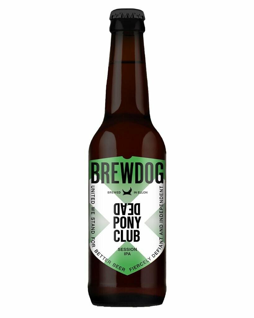 BREWDOG DEAD PONY CLUB