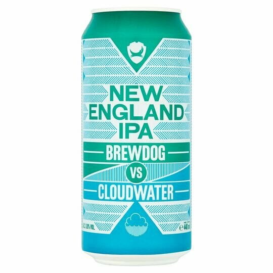 BREWDOG NEIPA VS. CLOUDWATER
