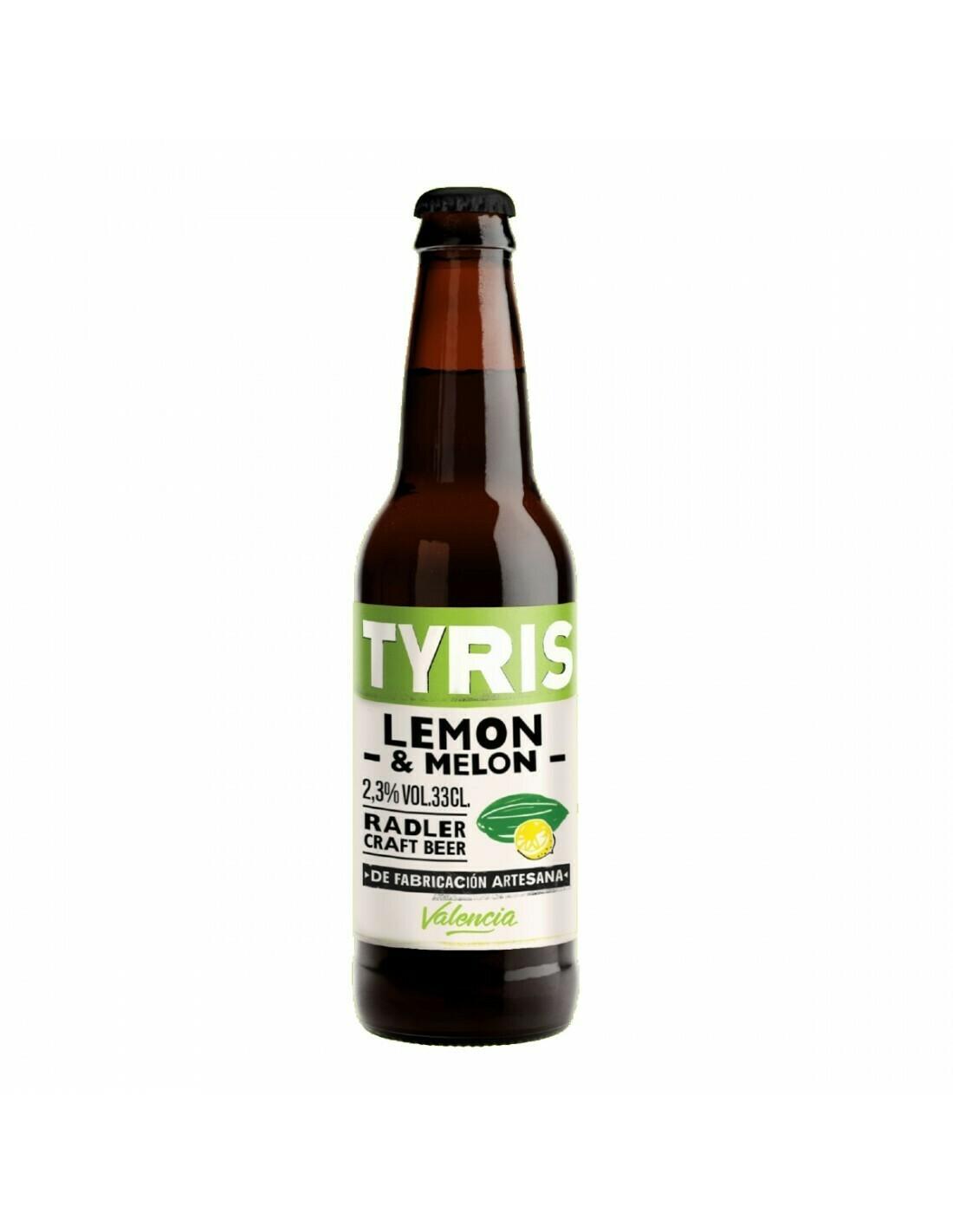 TYRIS LEMON & MELON