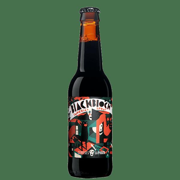 LA PIRATA BLACK BLOCK