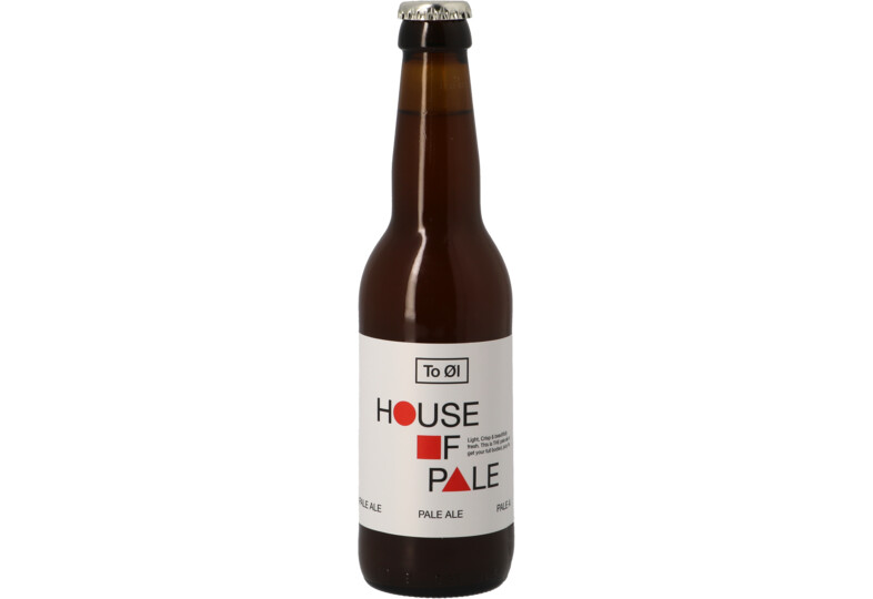 TO OL HOUSE OF PALE ALE