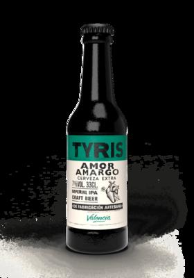 TYRIS AMOR AMARGO