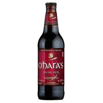 O'HARAS IRISH RED ALE