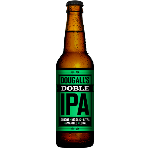 DOUGALL'S DOBLE IPA