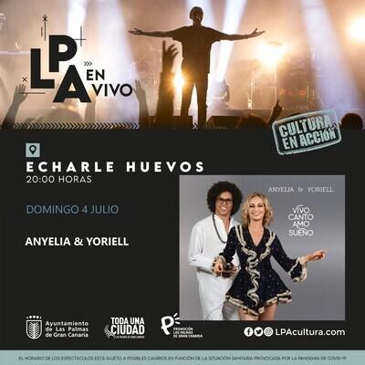 ANYELIA Y  YORIELL  en CONCIERTO - D 4 JULIO 20.00H
