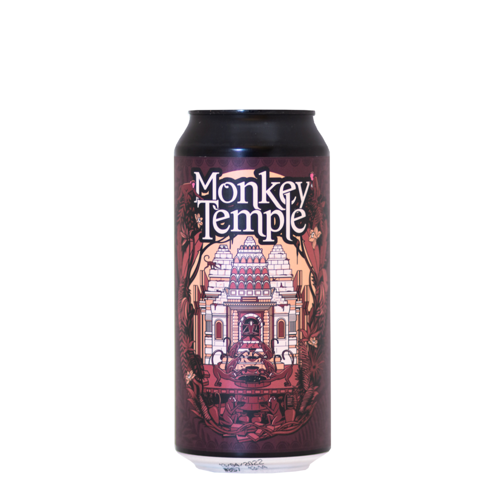 MAD SCIENTIST MONKEY TEMPLE