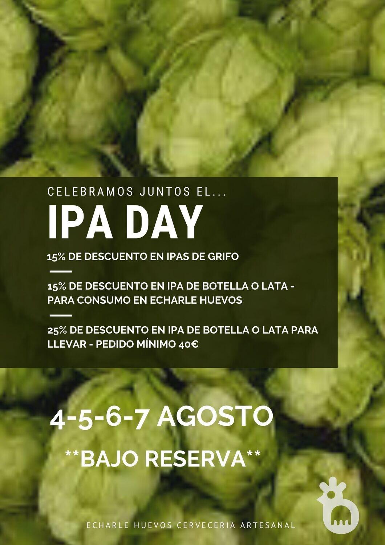 Celebramos el IPA DAY