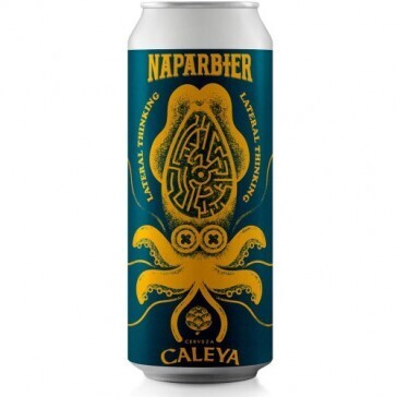 NAPARBIER LATERAL THINKING colab. CALEYA