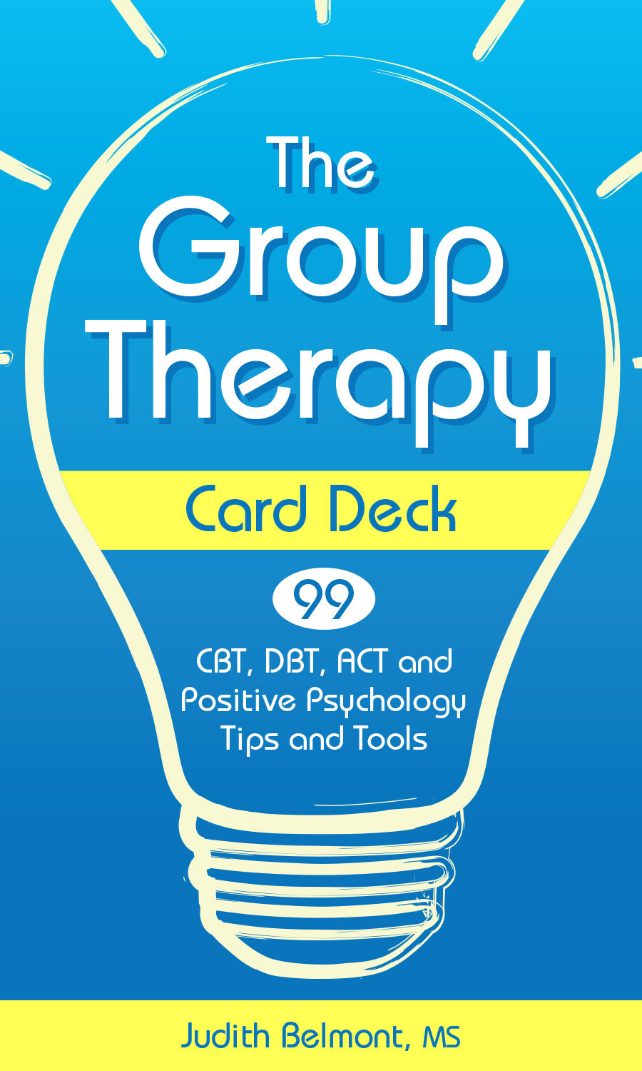 Preorder The Group Therapy Card Deck
