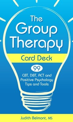 The Group Therapy Card Deck - Released on 9/20!