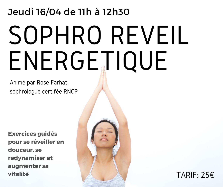 SOPHRO-REVEIL ENERGETIQUE