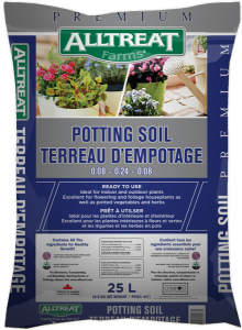 PREMIUM POTTING SOIL - 25 L BAG