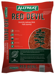 RED DEVIL MULCH - 2 CU FT BAG