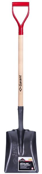 "GARANT SHORT ""D"" HANDLE SQUARE SHOVEL"