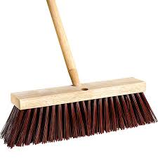 """14"""" STABLE BROOM COMPLETE"""
