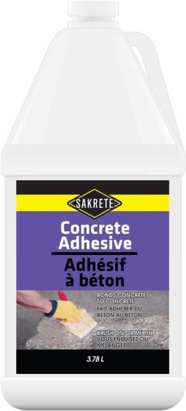 SAKRETE CONCRETE ADHESIVE 3.78L