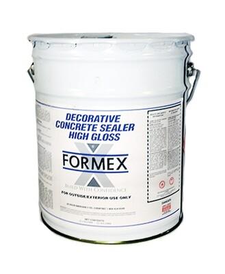 FORMEX DECORATIVE HIGH GLOSS SEALER 18.9L PAIL