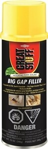 GREAT STUFF BIG GAP SPRAY FOAM