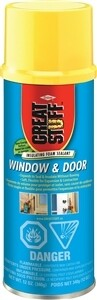 GREAT STUFF WINDOWS & DOORS SPRAY FOAM