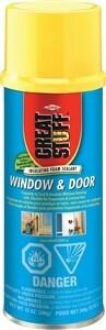 GREAT STUFF WINDOWS & DOORS SPRAY FOAM