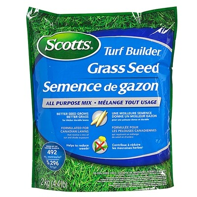 SCOTTS ALL PURPOSE LAWN 2KG