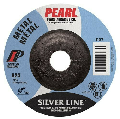 "4.5"" SILVERLINE METAL GRINDING WHEEL"