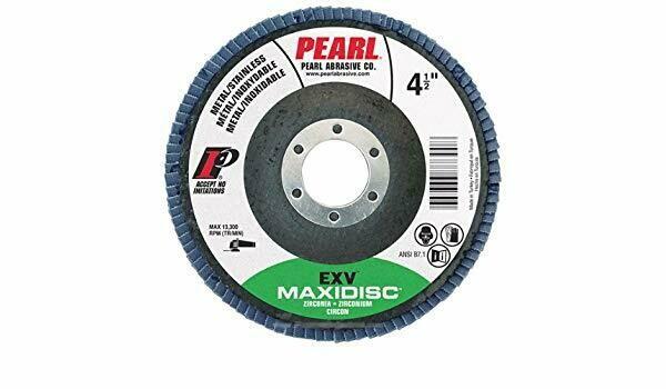 """4.5"""" MAXIDISC EXV FLAP DISC"""