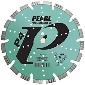 "14"" P4 CONC/ASPH COMBO DIAMOND BLADE"