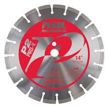 """14"""" P2 PRO-V CONCRETE DIAMOND BLADE"""
