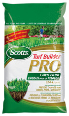SCOTTS TURF BUILDER PRO LAWN FOOD - 10.5 KG