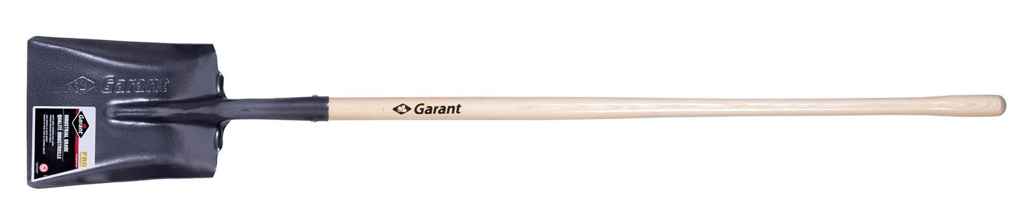 GARANT PRO SERIES LONG HANDLE SQUARE SHOVEL