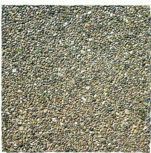 "EXPOSED AGGREGATE SLAB - 20"" X 20"""