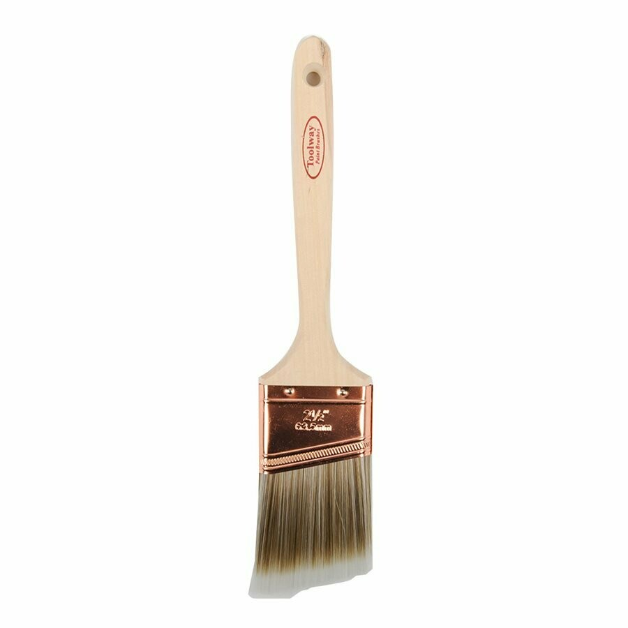 "2 1/2"" PAINT BRUSH POLYESTER"