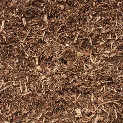 1/2 YARD NATURAL PINE MULCH