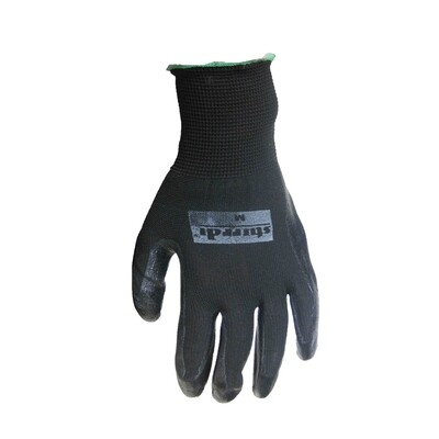 SMALL NITRILE WORK GLOVES