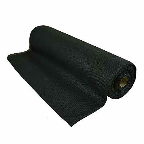 WEED BARRIER 20 YEAR BLACK 3' X 100'