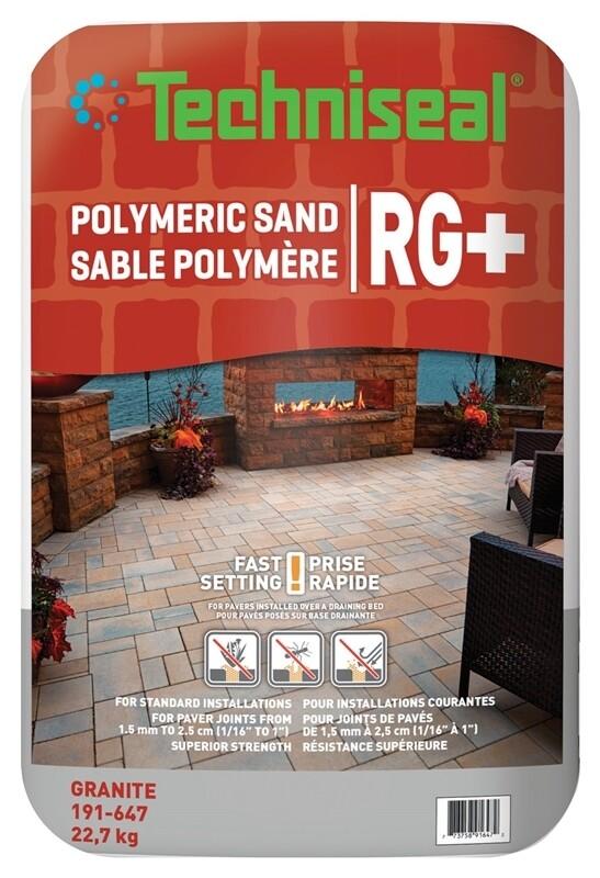 TECHNISEAL POLYMERIC SAND - GRANITE GREY - 22.7KG