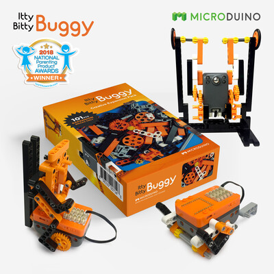Pack de Expansión Creativa Microduino + 8 años