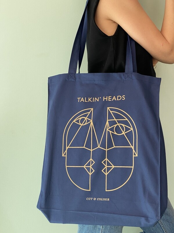 Talkin' Heads Tote Bag!