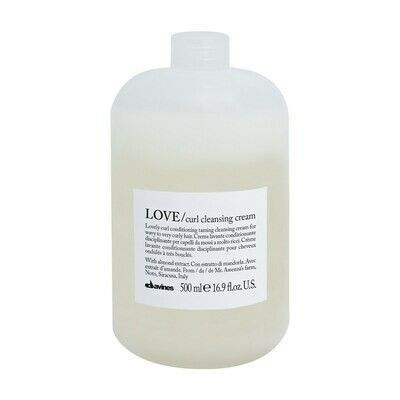 LOVE/ Curl Cleansing Cream 500 ml
