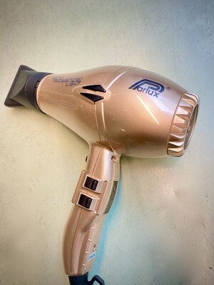 Parlux Advance Light Ionic and Ceramic Hair Dryer Gold