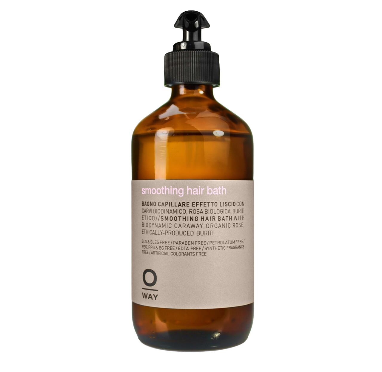 Smoothing hair bath  240ml