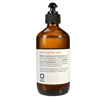 soothing hair bath 240ml