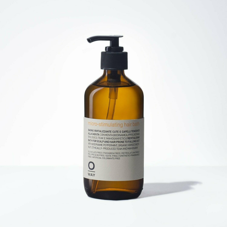 micro-stimulating hair bath 240ml