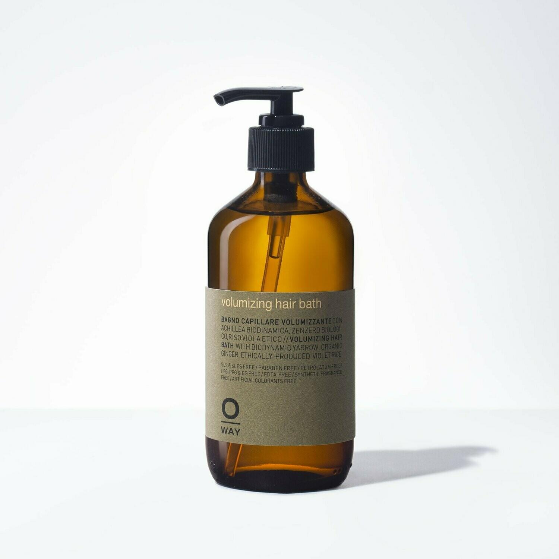 volumizing hair bath 240ml