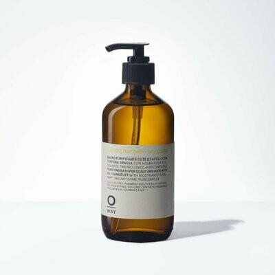 Purifying hair bath – oily scalps 240ml